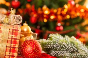 Christmas Potluck Gift Exchange