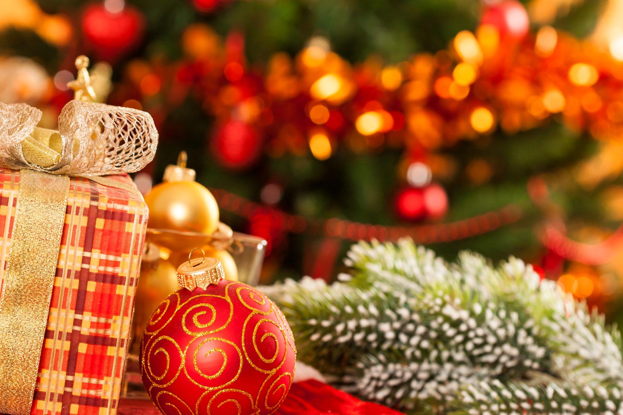 Christmas Potluck & Gift Exchange